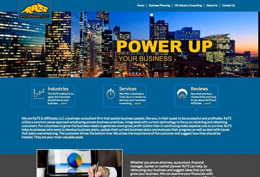 RaTS business website