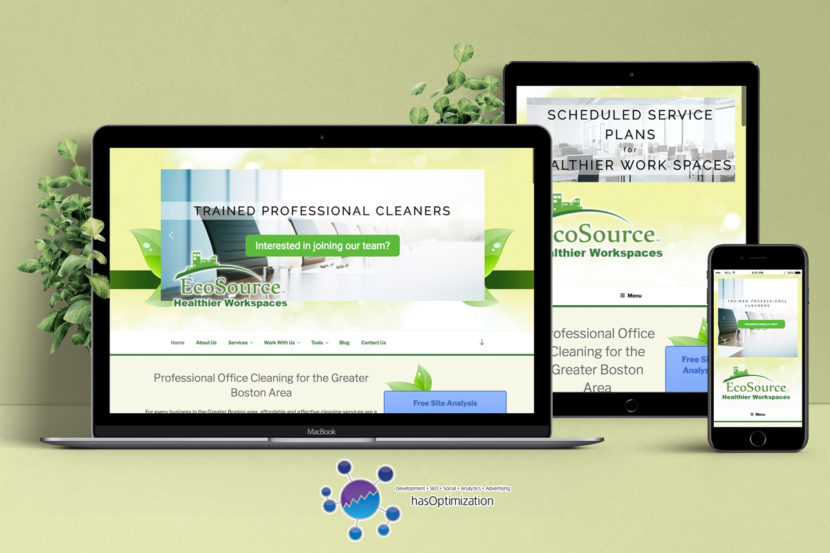 EcoSource New Site