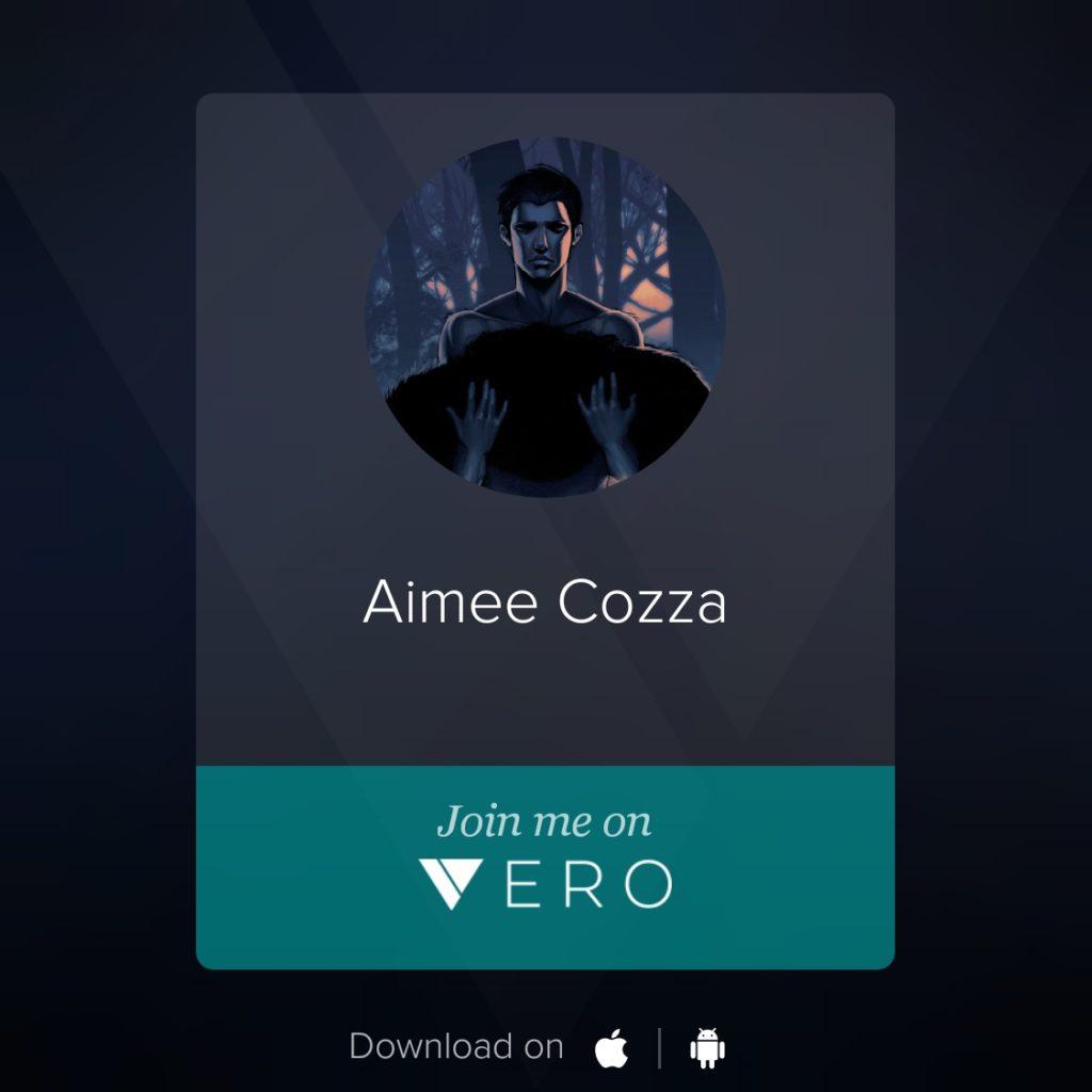 Aimee Cozza on Vero