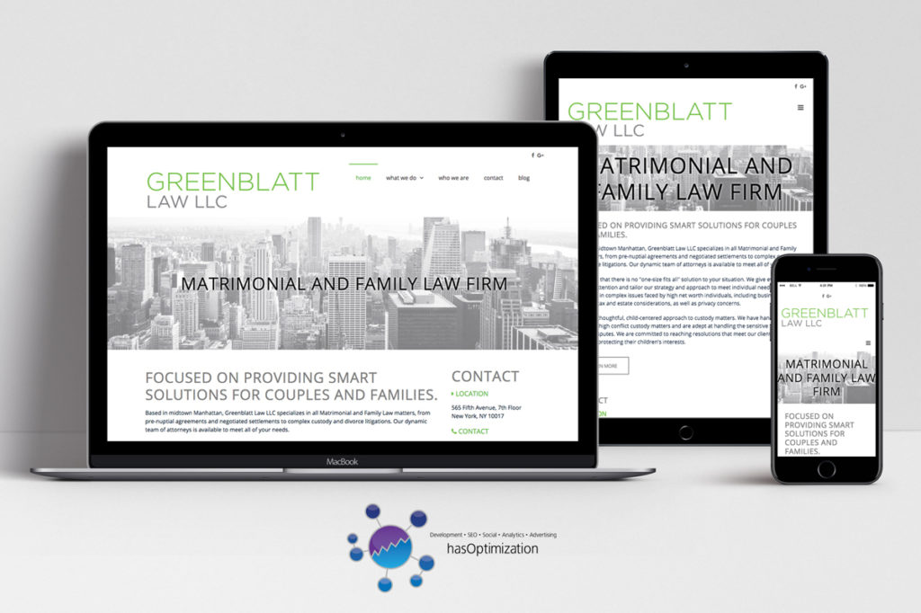 Greenblatt Law LLC Site