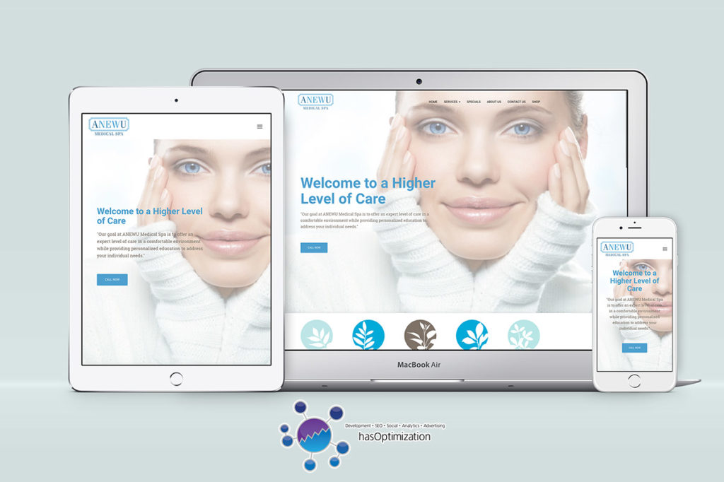 ANEWU Medical Spa New Site