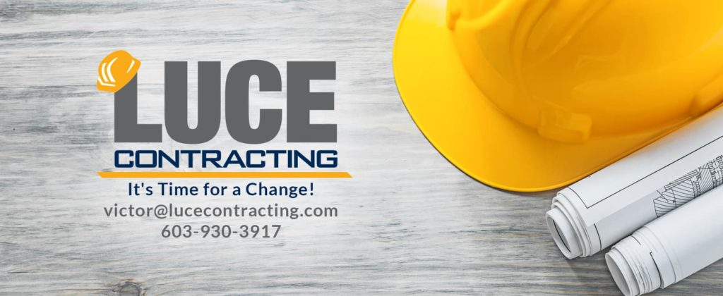 Luce Contracting Facebook Cover Image