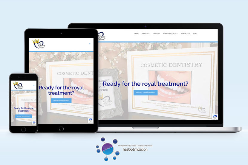Crown Dental New Site