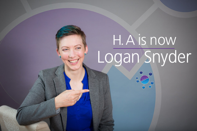 H.A is now Logan