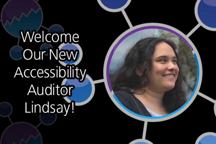 Lindsay Yazzolino, Accessibility Specialist