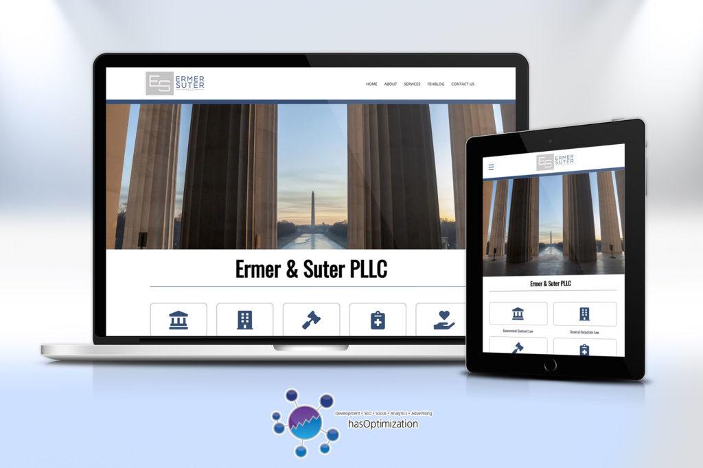 Ermer & Suter New Website
