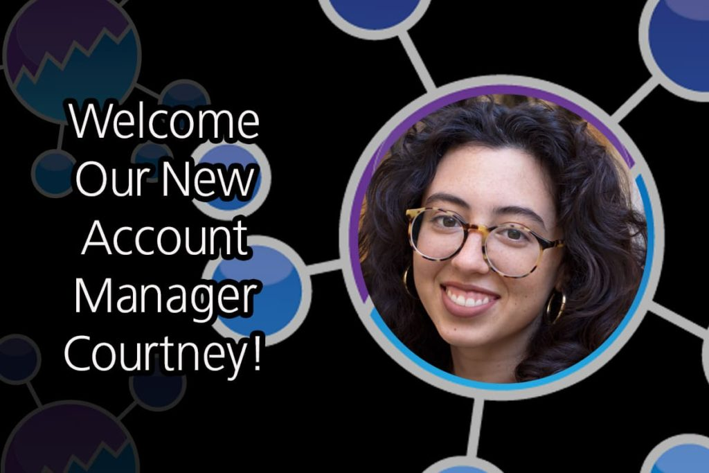 Welcome, Courtney!