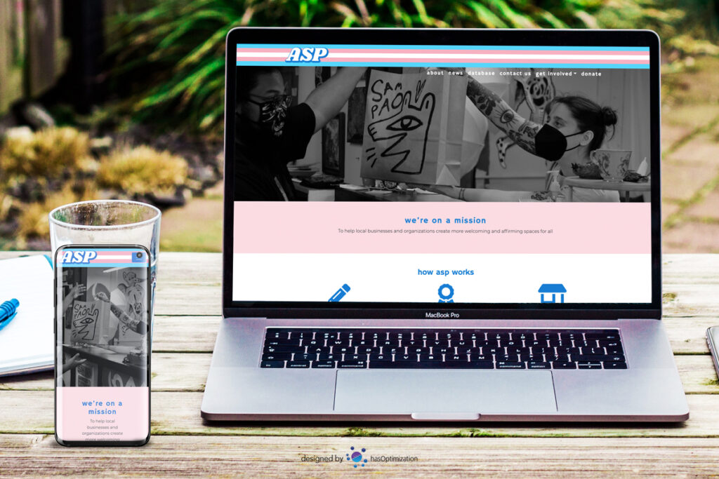Affirming Spaces Project Website