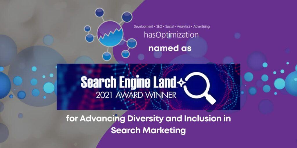 Search Engine Land Award 2021