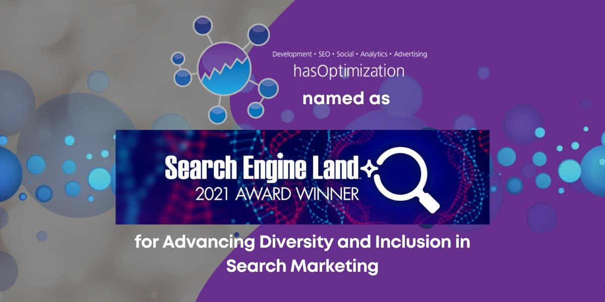 hasOptimization Recognized For Inclusion